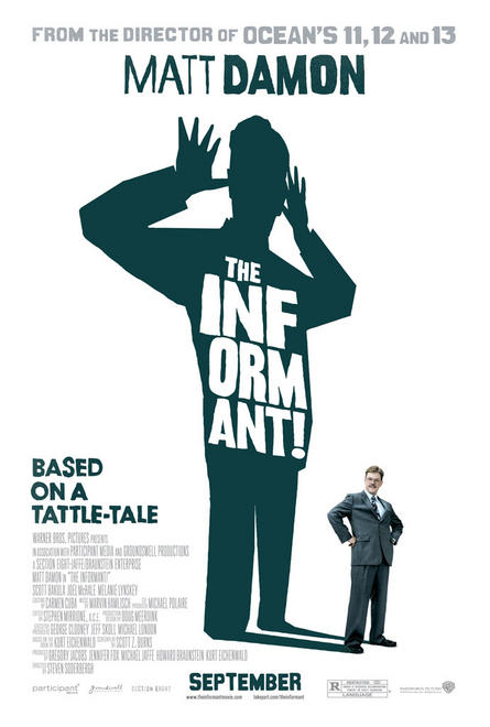 The Informant movie poster