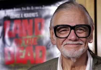 Nhà làm phim kỳ cựu của dòng phim Loại B - George Romero