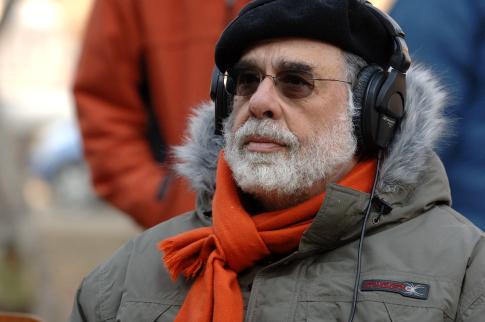 Đạo diễn kiêm nhà sản xuất Francis Ford Coppola, đại diện tiêu biểu của Hollywood Mới