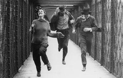Jules and Jim (đạo diễn: Francois Truffaut)