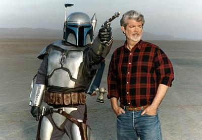 Nhà sản xuất kiêm đạo diễn George Lucas