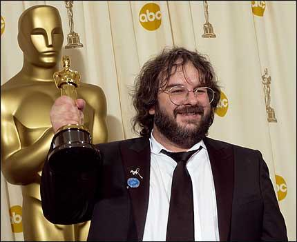 Đạo diễn Peter Jackson của Lords of the Rings