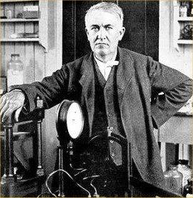 Nhà phát minh, nhà tư bản Thomas Alva Edison - Cha đẻ của điện ảnh Hoa Kỳ